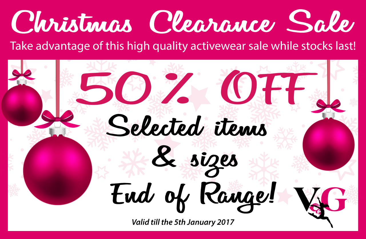 Christmas Clearance Sale now on while stocks last | Vivaglam ...